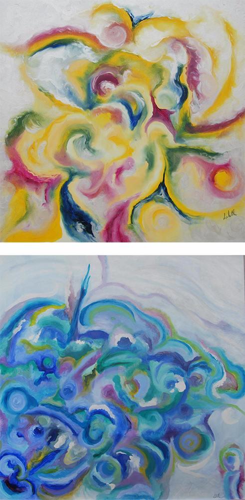 Pittura e Scrittura - Francesca Lilith Miceli