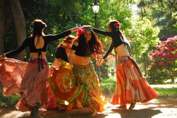 Danza Gipsy in Trentino