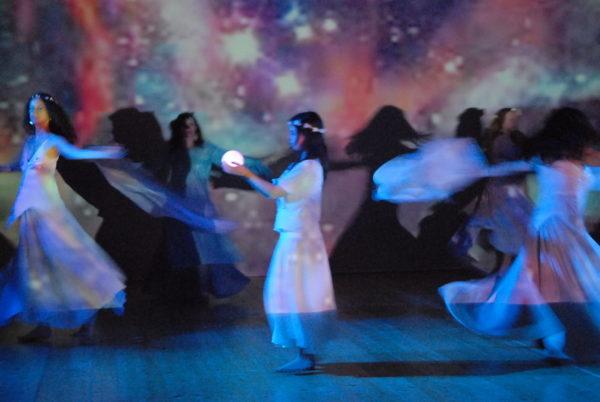 Danza orientale creativa- Soffio di Vita