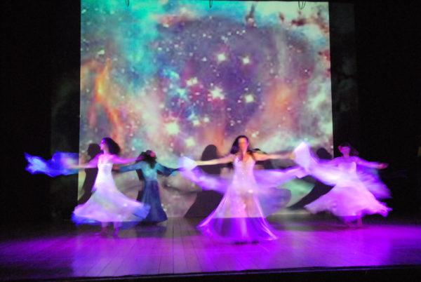 Danza orientale -Soffio di Vita