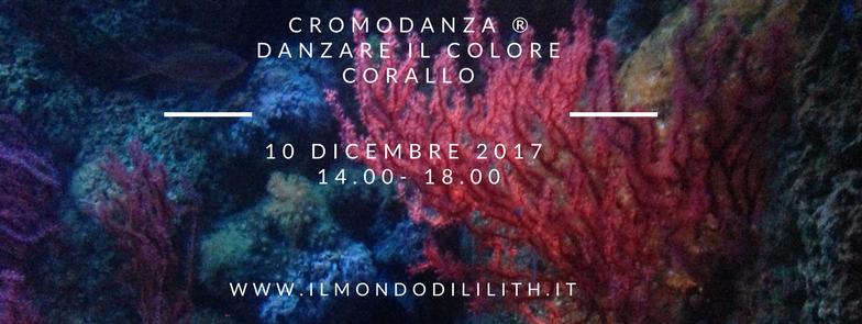 Cromodanza: danzare il colore corallo