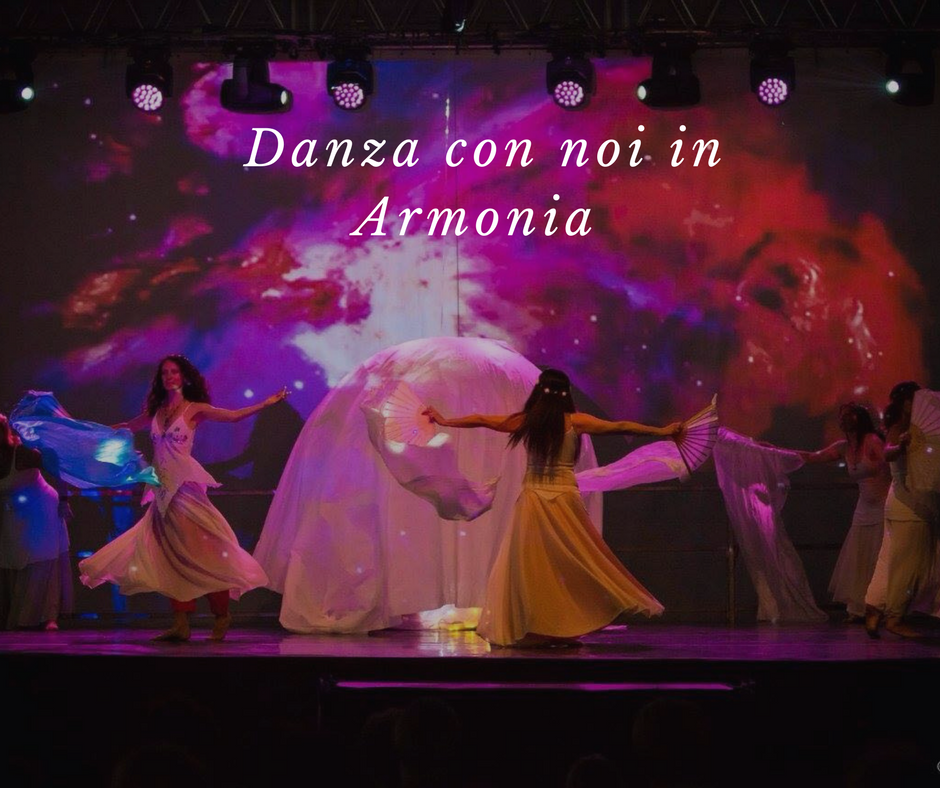 Danza con noi in Armonia