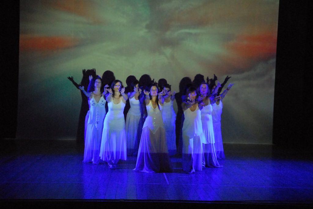 Tratto dallo spettacolo Soffio di vita dedicato ad Elena- Coreografia La strage degli innocenti - Teatro Alla Cartiera- Rovereto