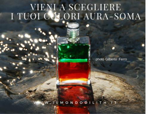 Serata introduttiva ad  Aura-soma® : tu sei i colori che scegli a Riva del Garda