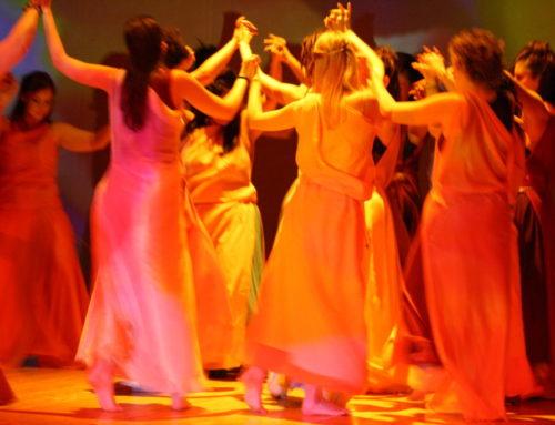 Danziamo sempre l'infinito che c'è in noi.
