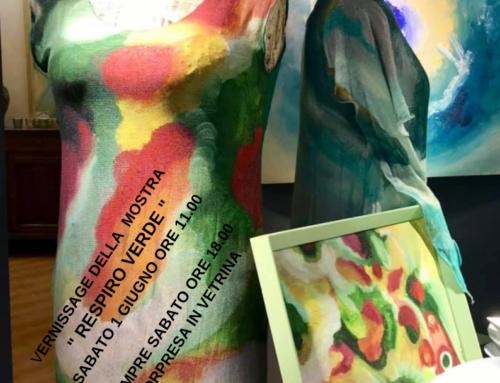 Vernissage della mostra Respiro Verde – 1 giugno ore 11.00