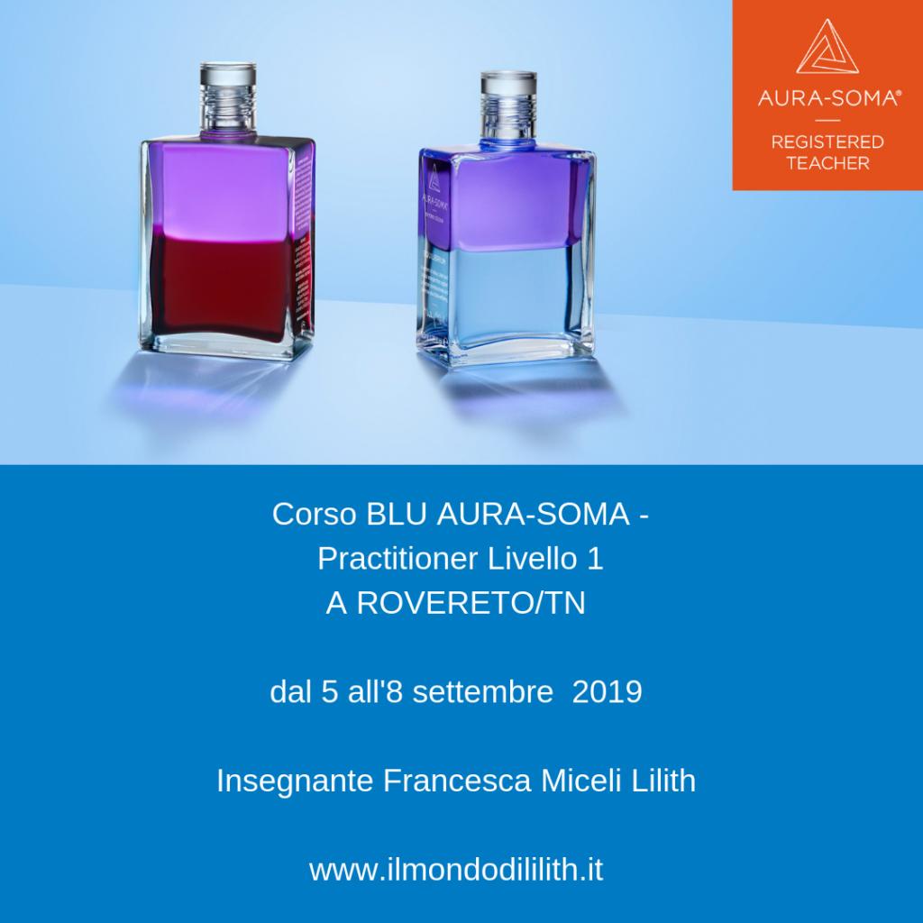 Corso Blu Aura-soma