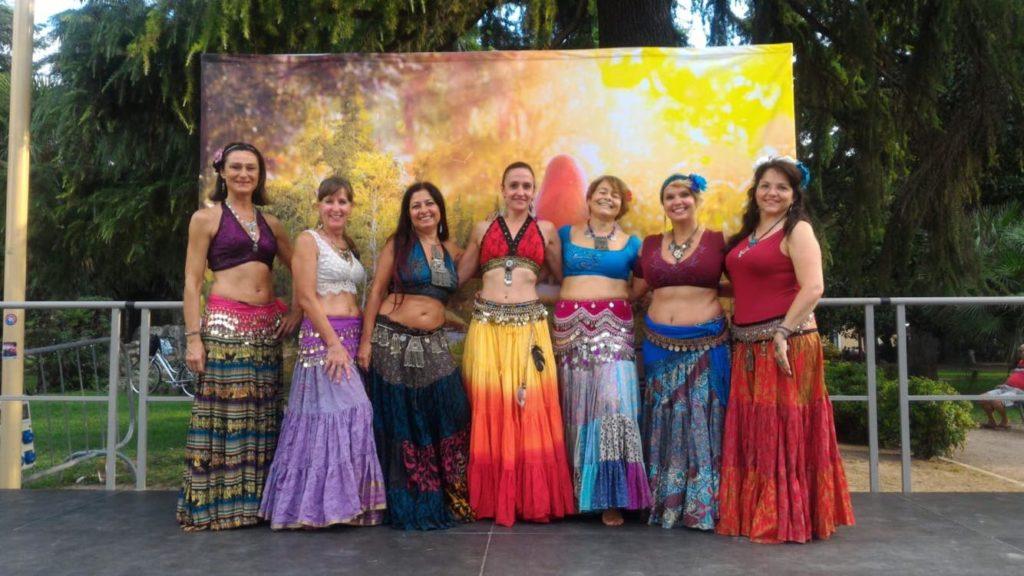 La compagnia Il mondo di Lilith - la danza orientale in Trentino