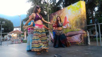 danza Gipsy a Rovereto e Trento