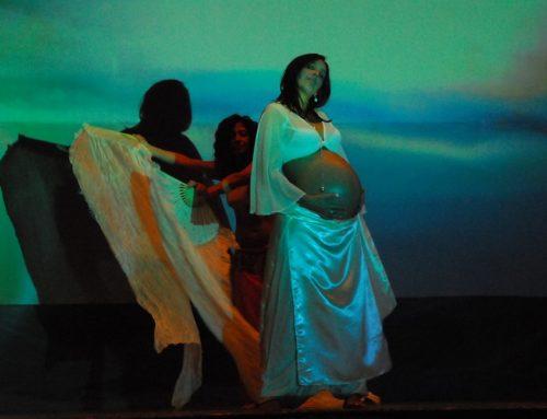 L' ossitocina e l'allegra compagnia del benessere: i corsi per le donne in gravidanza.